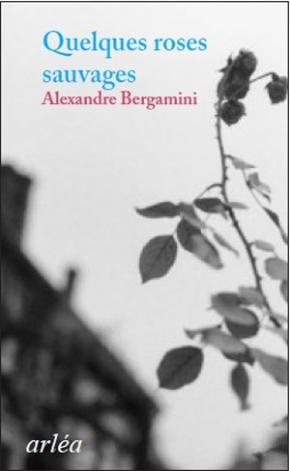 Quelques roses sauvages d'Alexandre Bergamini